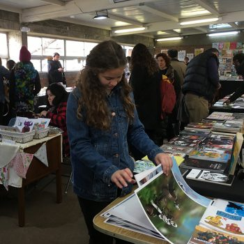 Chilean book publishers fair