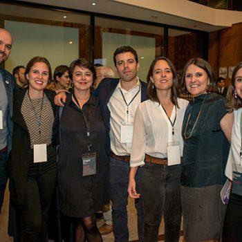 Equipo de Fundación Mar Adentro en la conferencia