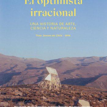 Afiche promocional El optimista irracional