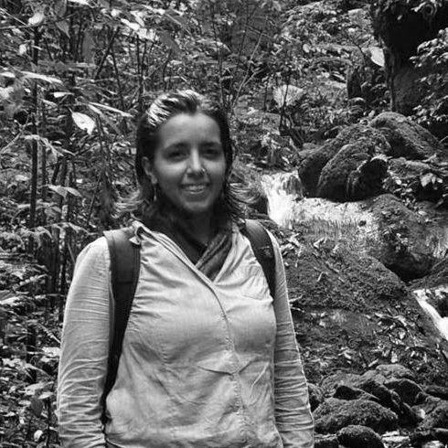 Constanza Monterrubio - biologist and postdoc in biocultural food heritage