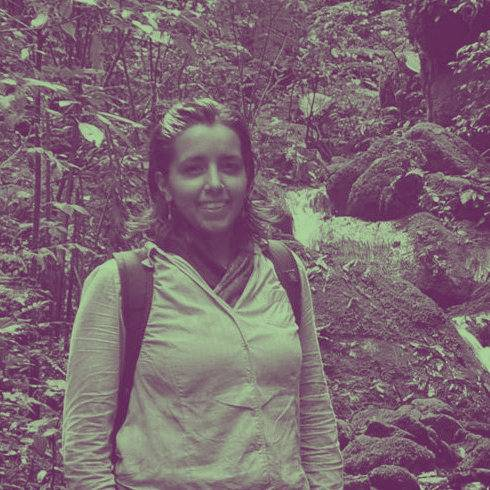 Constanza Monterrubio - biologist and postdoc in biocultural food heritage