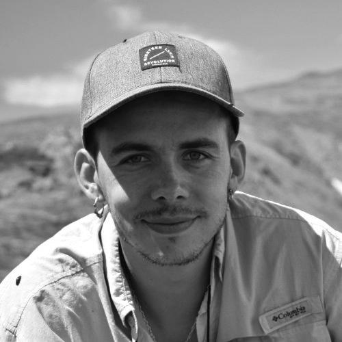 Álvaro Escobar - Bosque Pehuén Park Ranger
