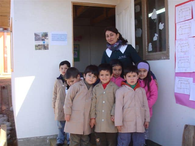 Students from the School