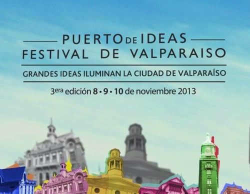 Third version of Festival puerto de Ideas