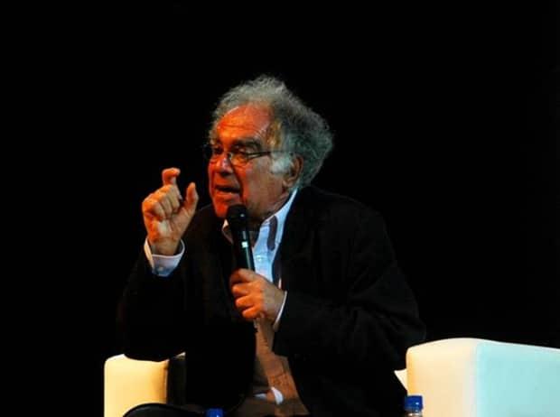 Carlo Ginzburg, italian historian