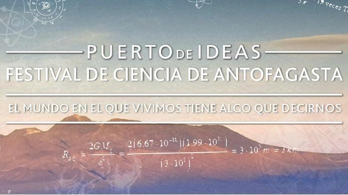 Puerto de Ideas Antofagasta 2014