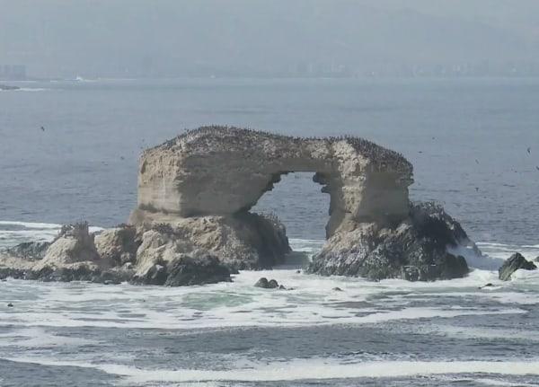 La Portada of Antofagasta, a city icon