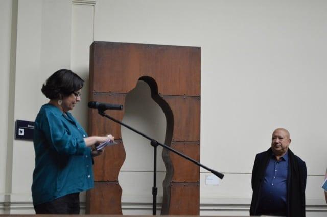 Claudia Barattini, Ministra de Cultura