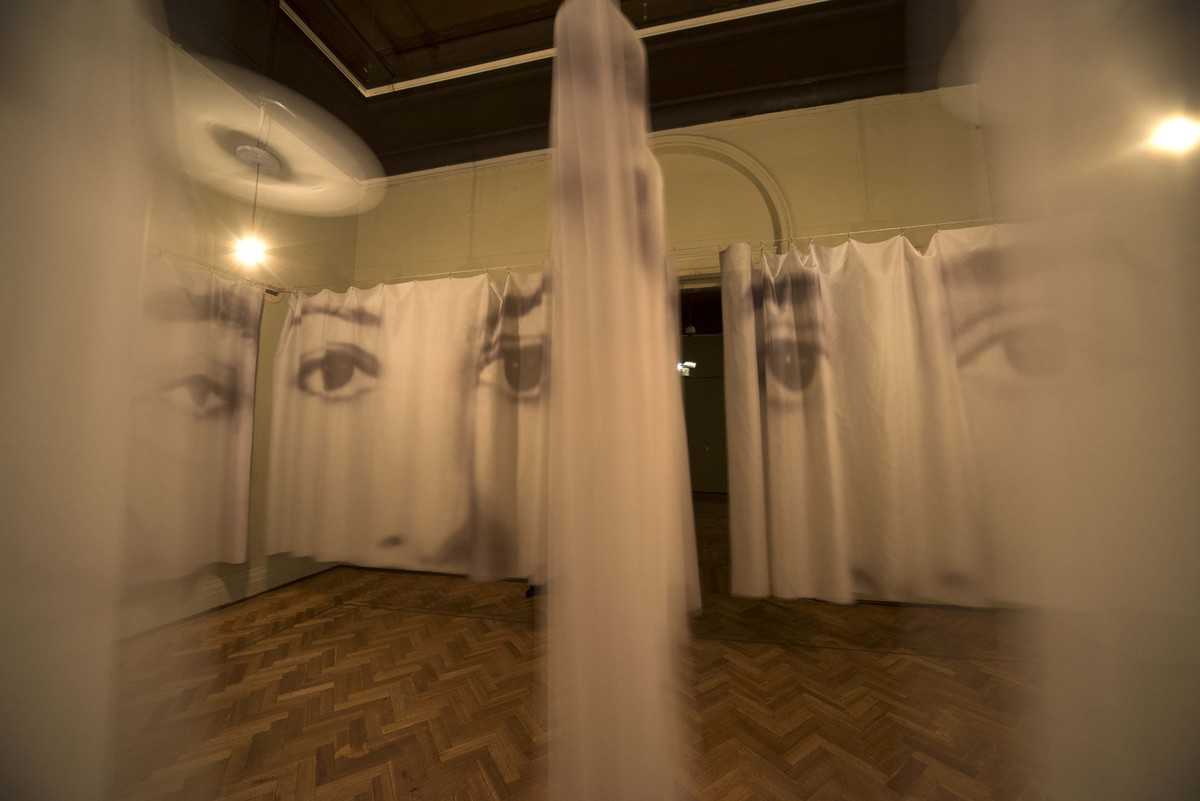 Eyes, photograph by Jorge Brantmayer