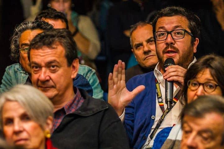 (Español) Francisco Javier Blanco, Director Colegio Sagrada Familia ganador Concurso Colorearte 2014