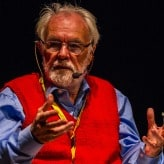 David Harvey, british geographer, in his conference about unequal geographical development