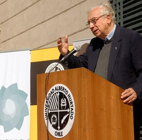Fernando Montes SJ, Dean of UAH