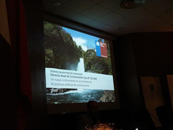 Simposio Derecho Real de Conservación organizado por Así Conserva Chile y Fundación FORECOS