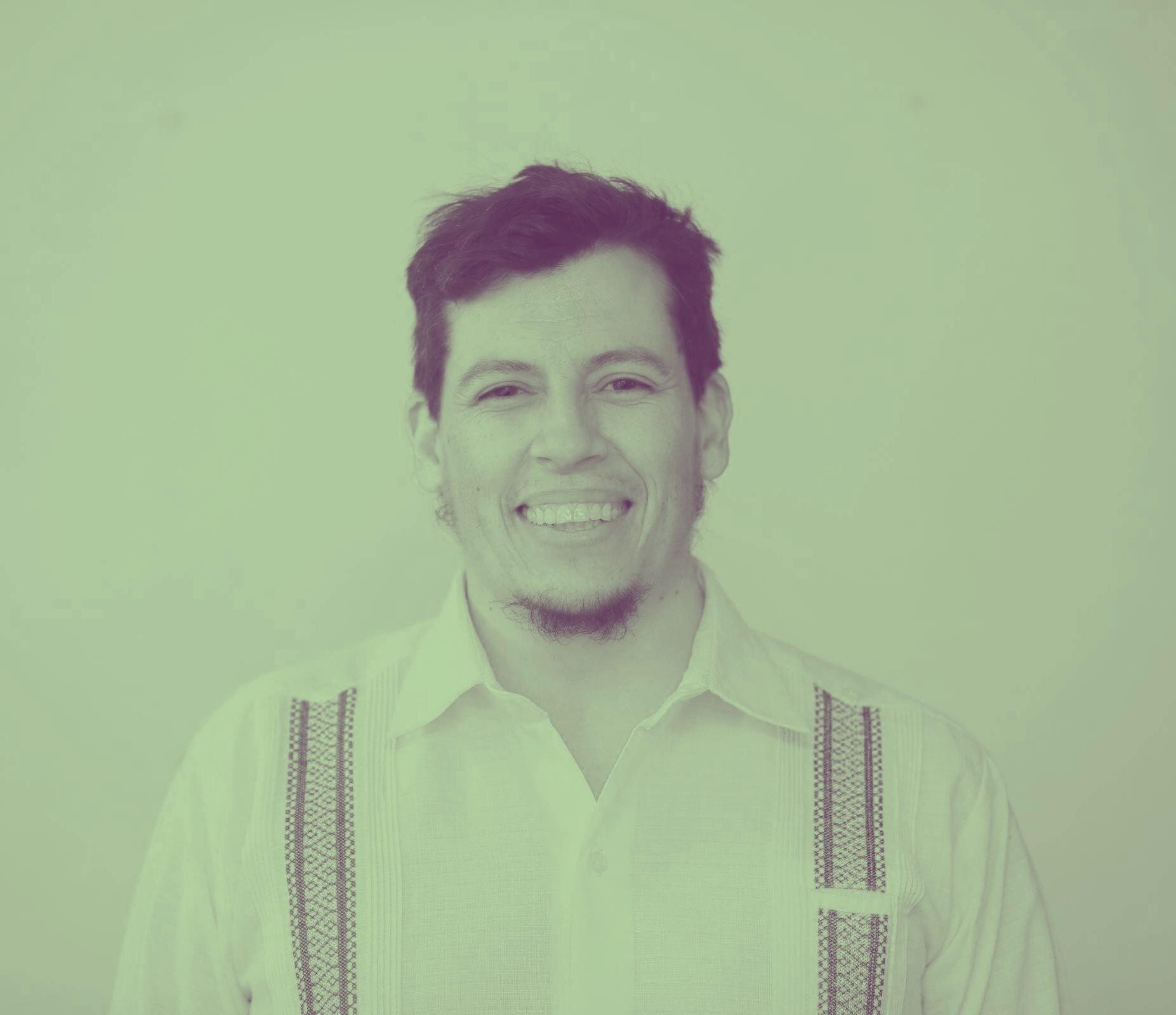 Emiliano de la Maza, sustainable designer and educator